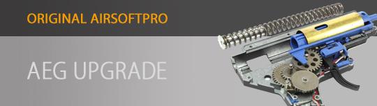 AEG/GBB AirsoftPro upgrade