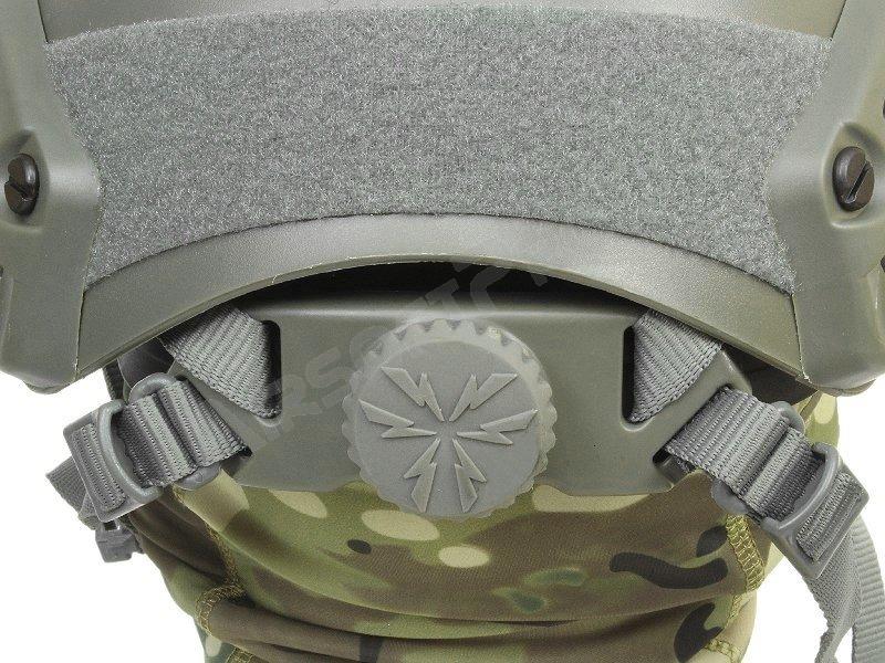 Helmy a poťahy   Vojenská prilba FAST s príslušenstvom fd577090a51