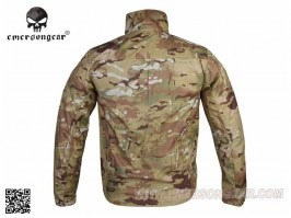 Softshellová bunda Windbreaker - Multicam [EmersonGear]