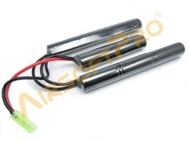 Akumulátor NiMH 9,6V 2200mAh - CQB [VB Power]