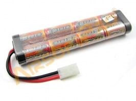 Akumulátor NiMH 9,6V 3300mAh - Large block [VB Power]