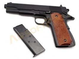 Airsoft pištole 1911 (P361) celokov [Well]