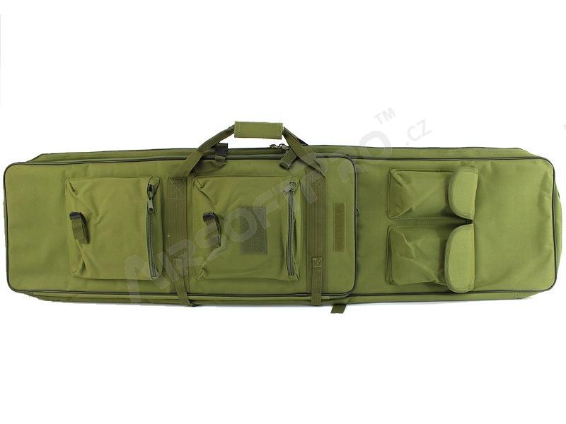 d0a6294a7 Pre dlhé zbrane : Prepravné púzdro na dve zbrane - 120cm - zelené (OD)